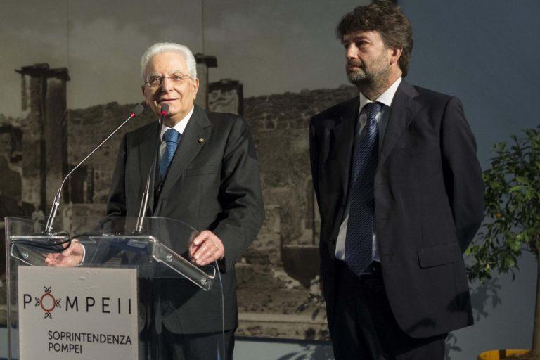 LaPresse/Ufficio Stampa Quirinale/Francesco Ammendola