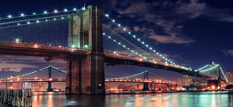 Accadde oggi nel 1883 a new york viene inaugurato il for Immagini new york a natale