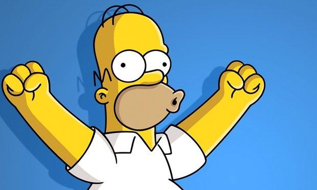 Tecnologia i simpsons saranno il primo cartone animato