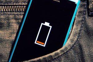ricarica batteria smartphone
