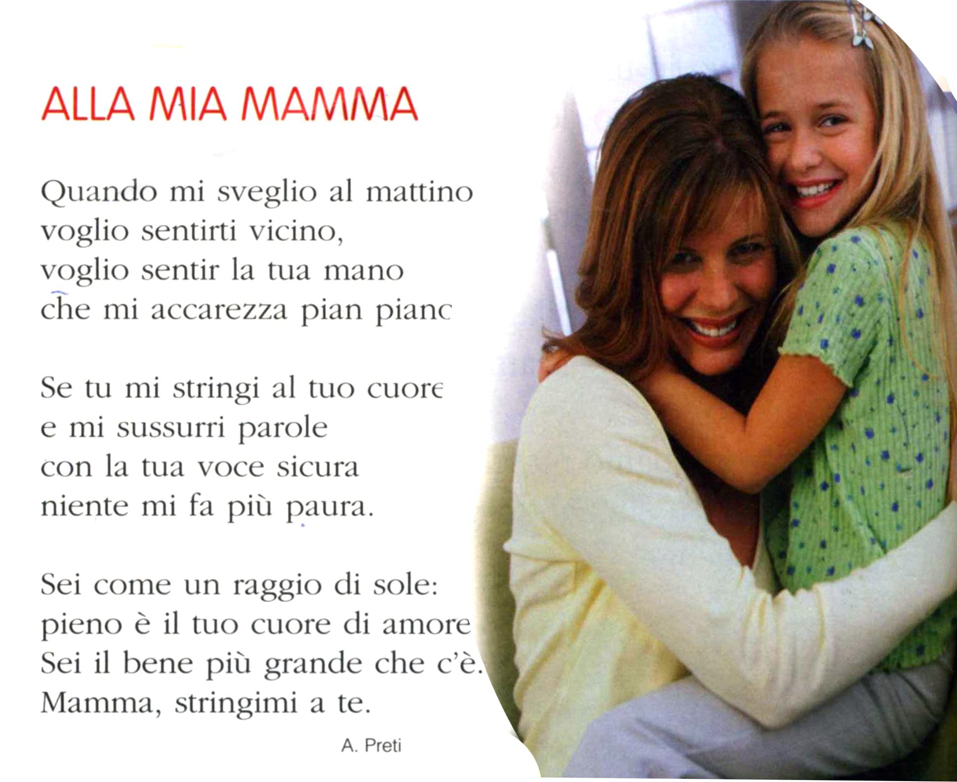 Festa della mamma le frasi pi belle da inviare per gli - Parole con due significati diversi ...