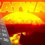 Ondata di caldo africano, a rischio i record di tutti i tempi in Francia: domani previsti picchi di +44-46°C!