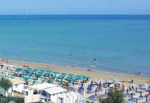spiaggia roma
