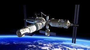 stazione spaziale cinese
