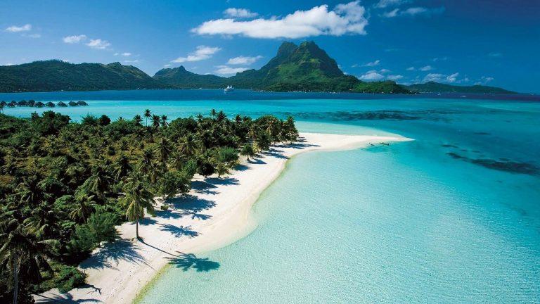 La natura incontaminata di Tahiti