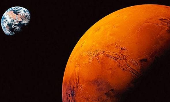 Prima mappa Dna fatta nello spazio: sempre più vicini i viaggi su Marte
