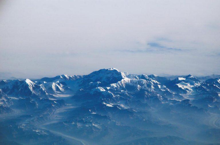 Monte McKinley, Alaska (LaPresse/Sipa USA)