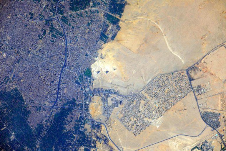 Le piramidi di Giza (LaPresse/Sipa USA)