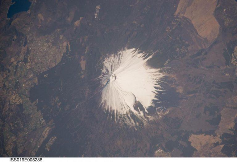 Monte Fuji (LaPresse/Sipa USA)