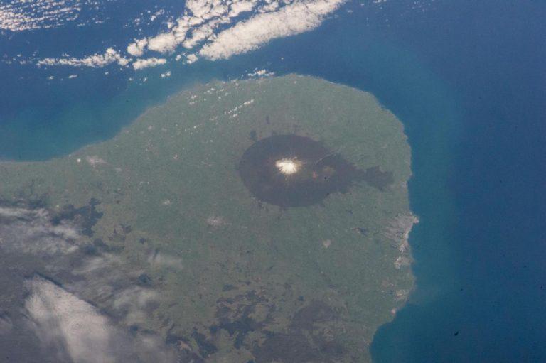 Monte Taranaki, Nuova Zelanda (LaPresse/Sipa USA)