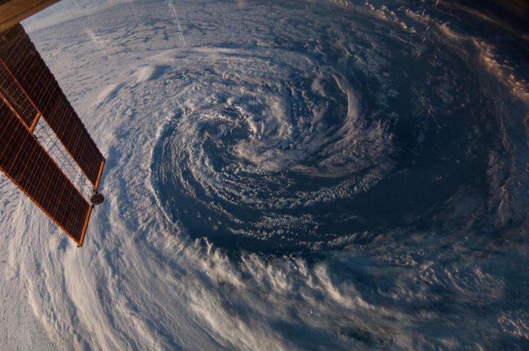 Ciclone sull'Australia (LaPresse/Sipa USA)