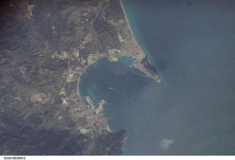 Baia di Gibilterra (LaPresse/Sipa USA)