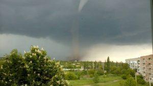 tornado in Ucraina