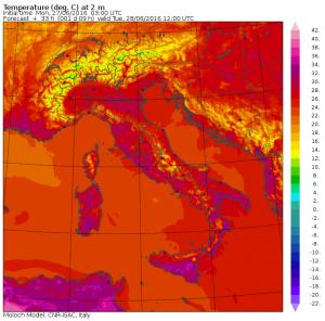 02 temperature massime domani