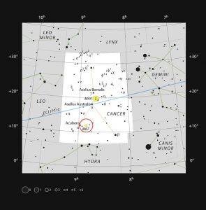 Crediti: ESO, IAU and Sky & Telescope