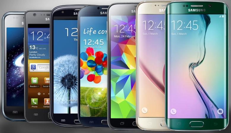 display amoled samsung smartphone