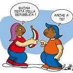 Festa della Repubblica, le migliori frasi, immagini e vignette da inviare su WhatsApp e Facebook [FOTO]