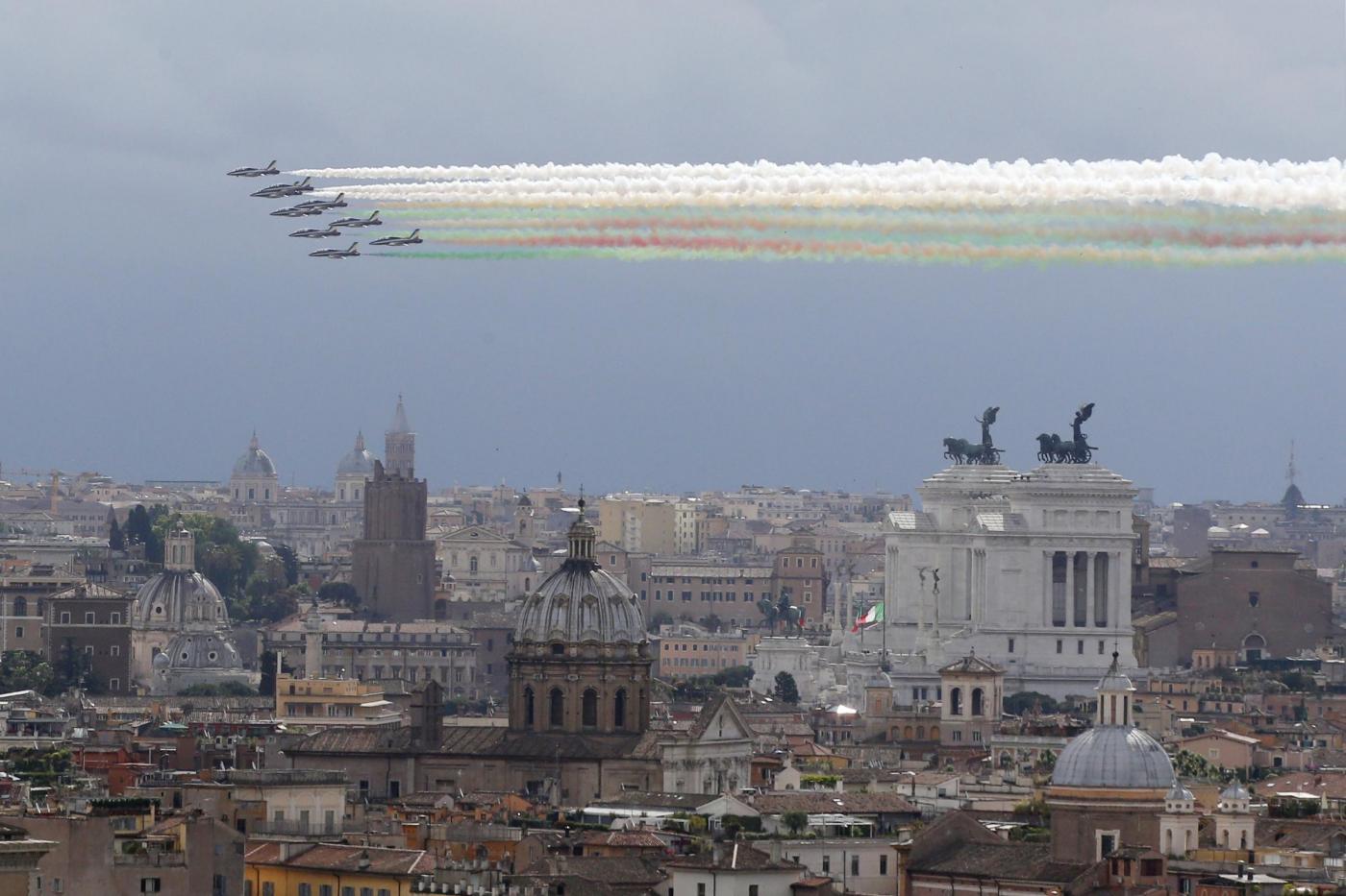 frecce tricolori roma - photo #46