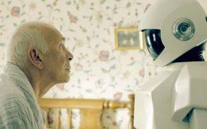 robot tecnologia benessere