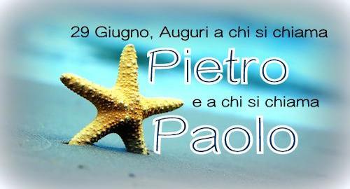 29 giugno, San Pietro e Paolo: ecco le più belle IMMAGINI, VIDEO e FRASI per gli auguri di buon onomastico [GALLERY]