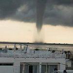 Il tornado di Sottomarina-Chioggia: un F0-F1 sulla Scala Fujita, nella zona più a rischio d'Italia con precedenti drammatici
