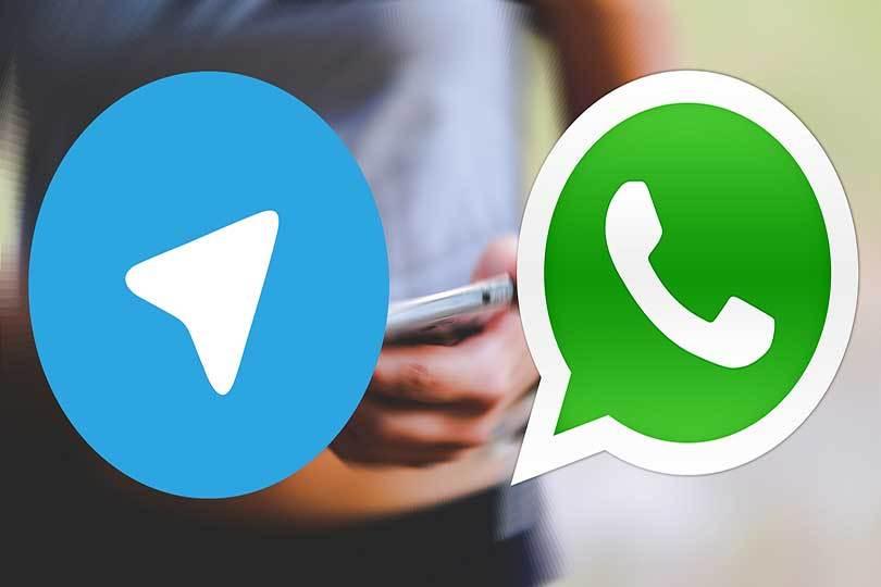 spiare whatsapp telegram