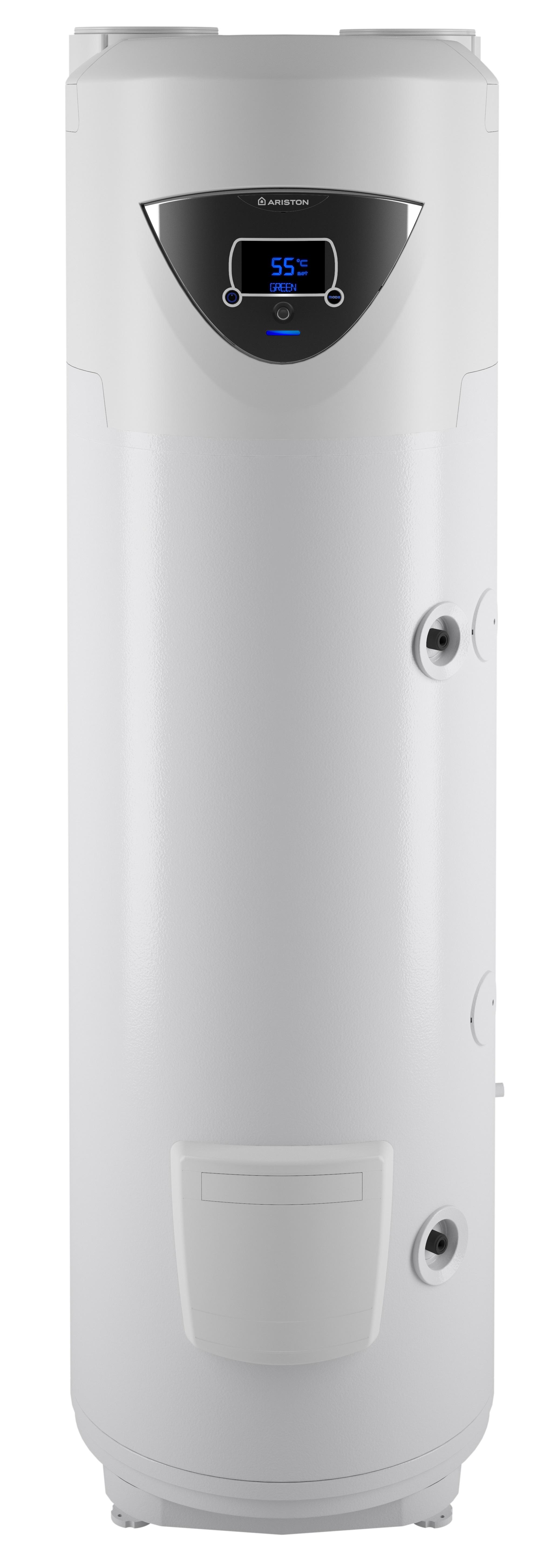 Nuos lo scaldacqua a pompa di calore che utilizza il - Scaldabagno pompa di calore ariston ...