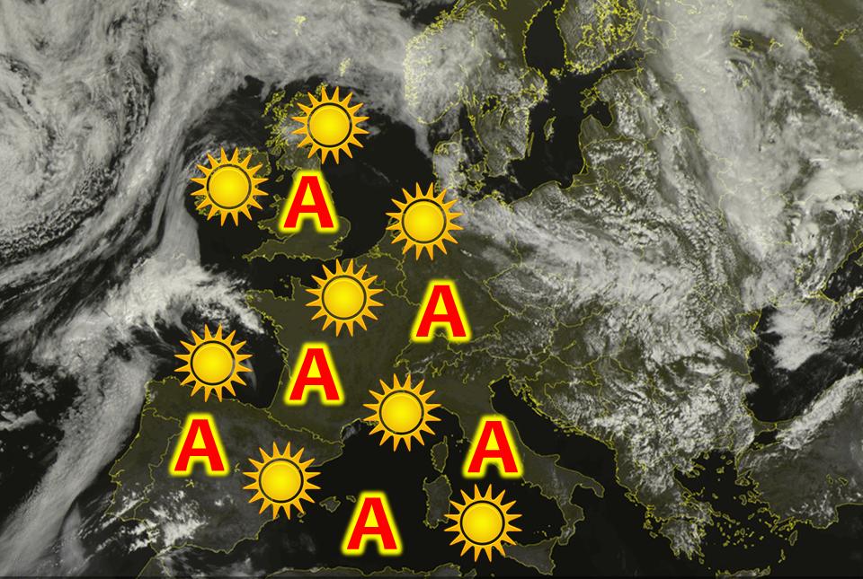Previsioni meteo casino di terra