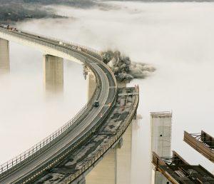 a3 demolizione viadotto italia