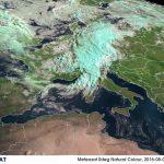 Allerta Meteo, il ciclone è arrivato al Nord: fronte freddo verso il Centro, tempesta sull'Italia [LIVE]