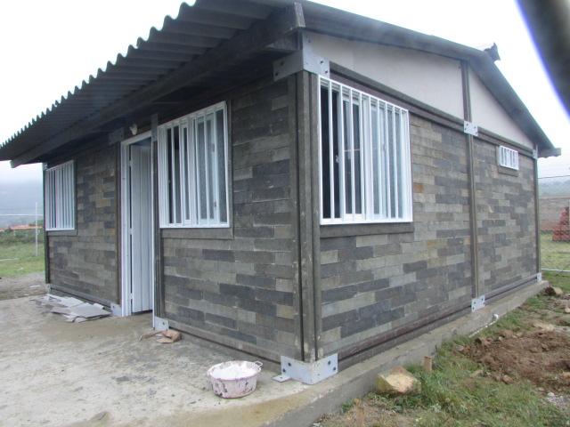 Bioedilizia ecco la prima casa realizzata con mattoni in for Costi di costruzione casa di mattoni