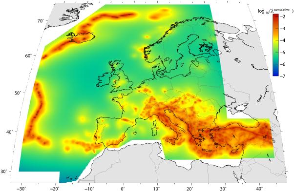 Terremoti Ecco Le Aree Più Sismiche Deuropa Dallitalia Ai