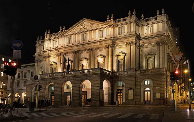 Inaugurazione Teatro alla Scala