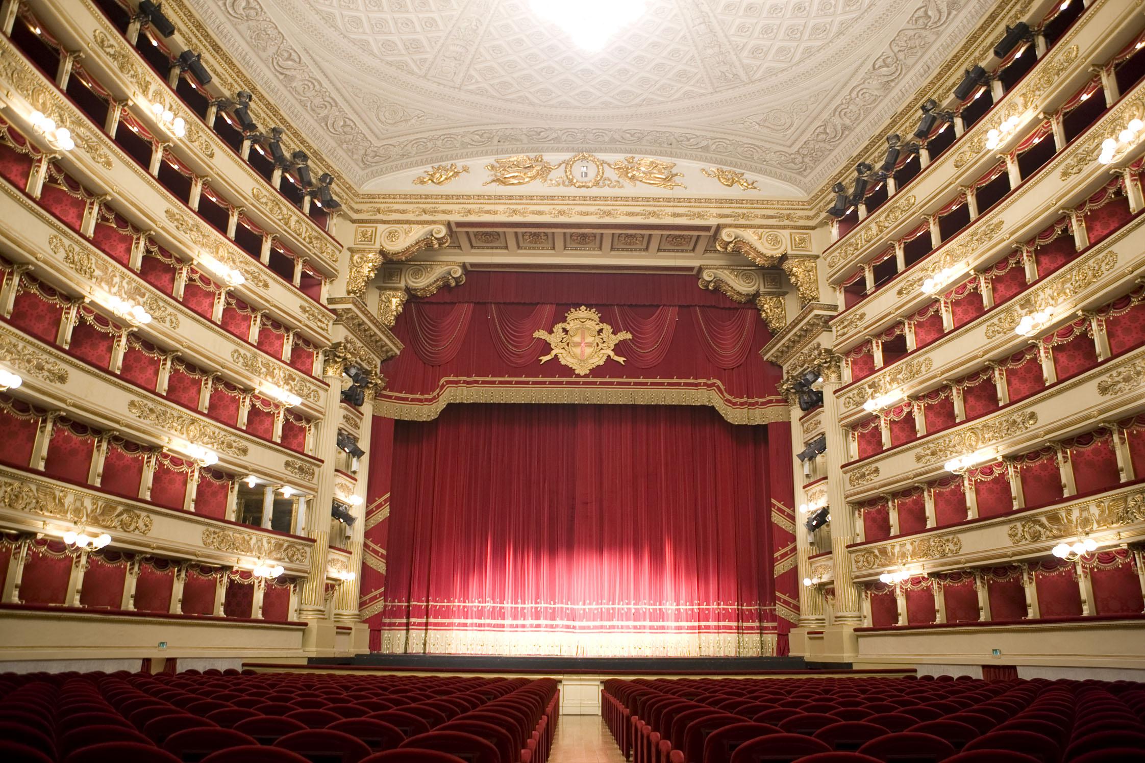 Coronavirus: il Teatro alla Scala rinvia la presentazione del