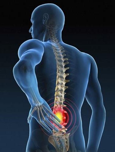 I mal di schiena in una vita dove trattare