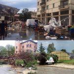 Maltempo Veneto: temporale pazzesco a Conegliano, città devastata [GALLERY]