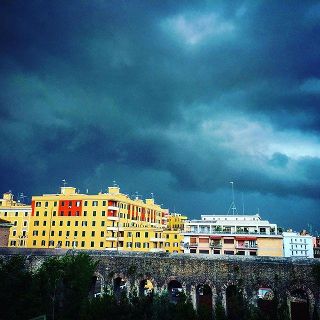 Maltempo: oggi a Roma oltre 120 interventi dei Vigili del Fuoco