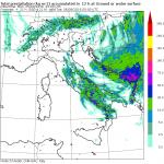 Allerta Meteo, forte maltempo per tutta la settimana al Centro e al Sud: MAPPE, DETTAGLI e FOCUS con le zone più colpite