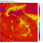 Allerta Meteo, traiettoria del ciclone molto pericolosa per il Centro/Sud: piogge alluvionali tra oggi e domani, ecco le MAPPE del CNR