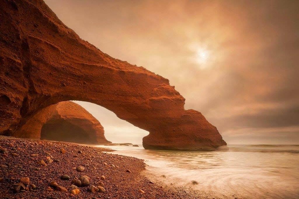 E' crollato l'arco di Legzira: una delle più note meraviglie del Marocco non esiste più [GALLERY]