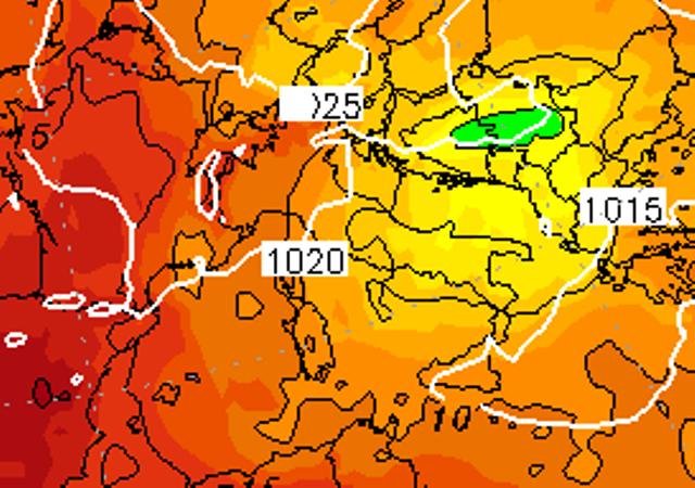 Previsioni Meteo Ottobre: precoce ondata di freddo invernale la prossima settimana al Centro/Sud [MAPPE]