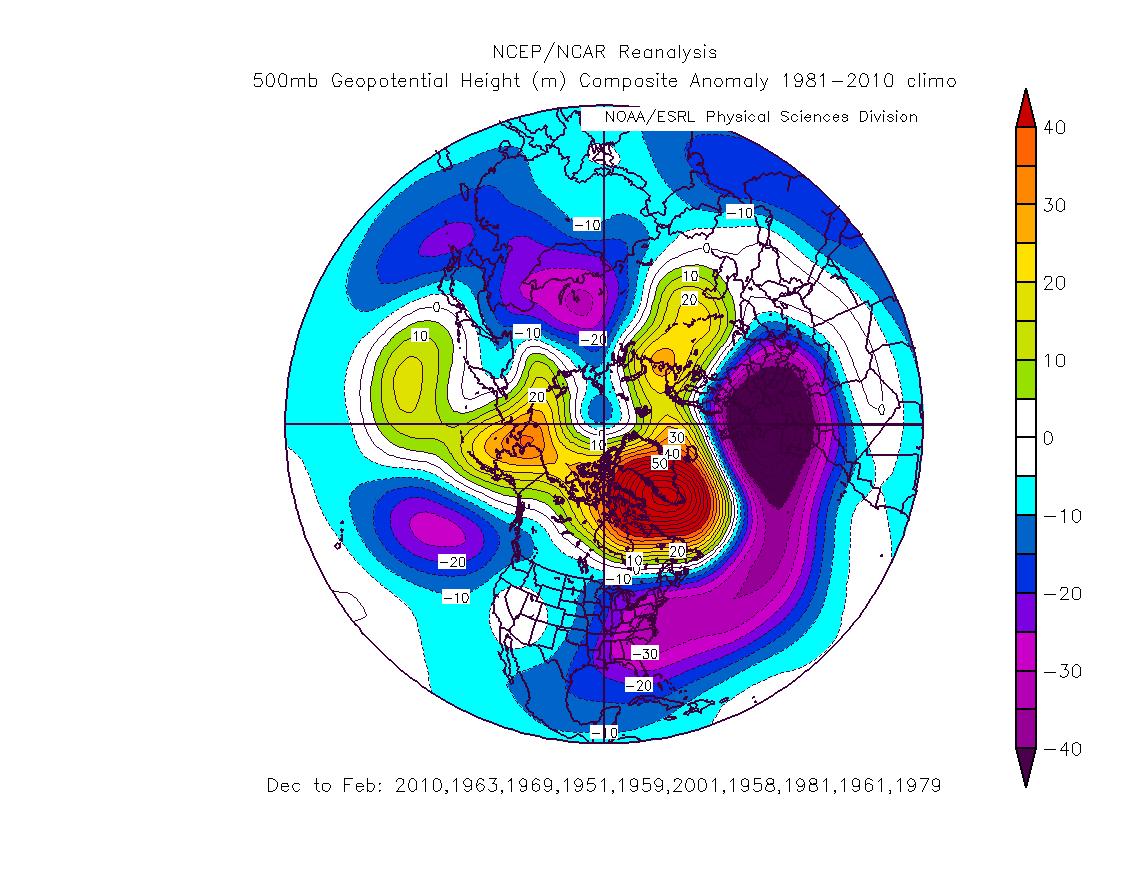 """Previsioni Meteo Inverno 2016/2017: s'interrompe il ciclo della """"QBO"""" in stratosfera, ecco cosa significa in vista della stagione fredda"""