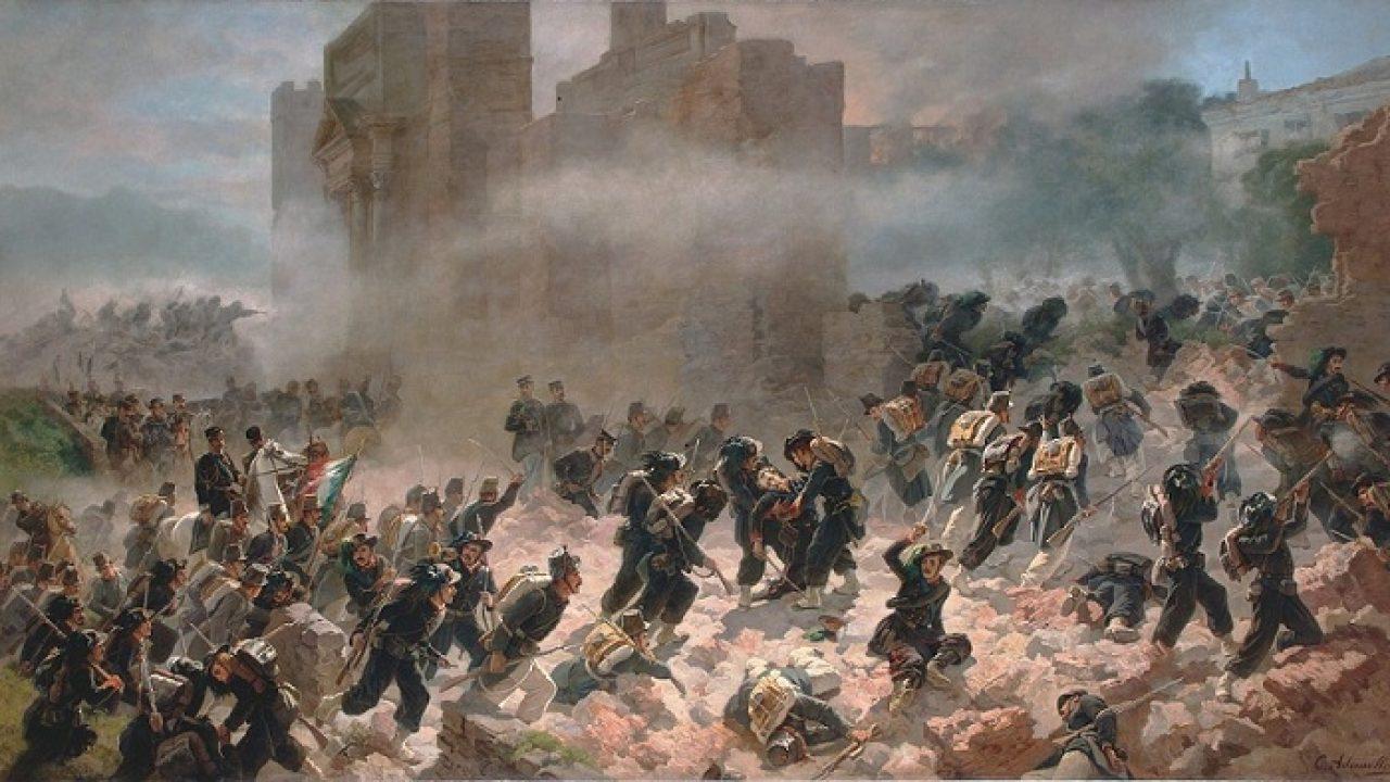 20 settembre 1870: c'era il Sole su Roma nel giorno della Breccia di Porta  Pia - Meteo Web