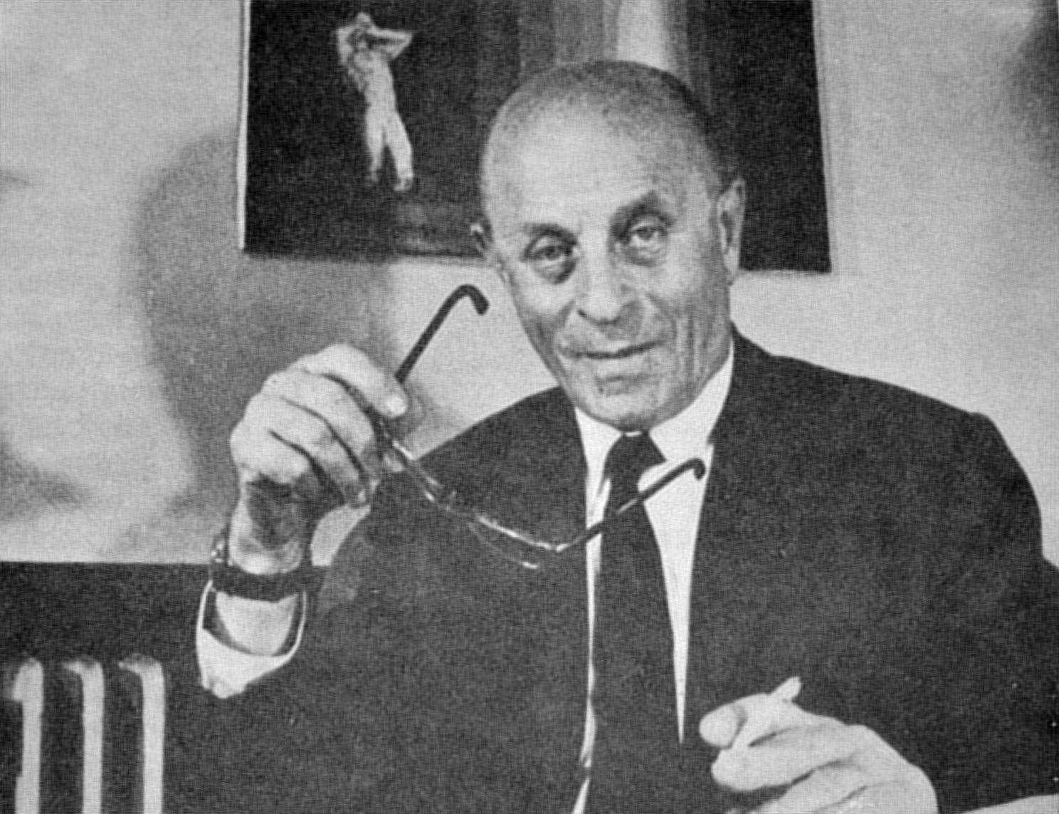 Ladislao José Biro, giornalista inventore della penna a sfera [GALLERY]