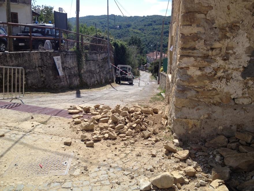 Terremoto, domani sopralluogo di Errani e Curcio a Montereale