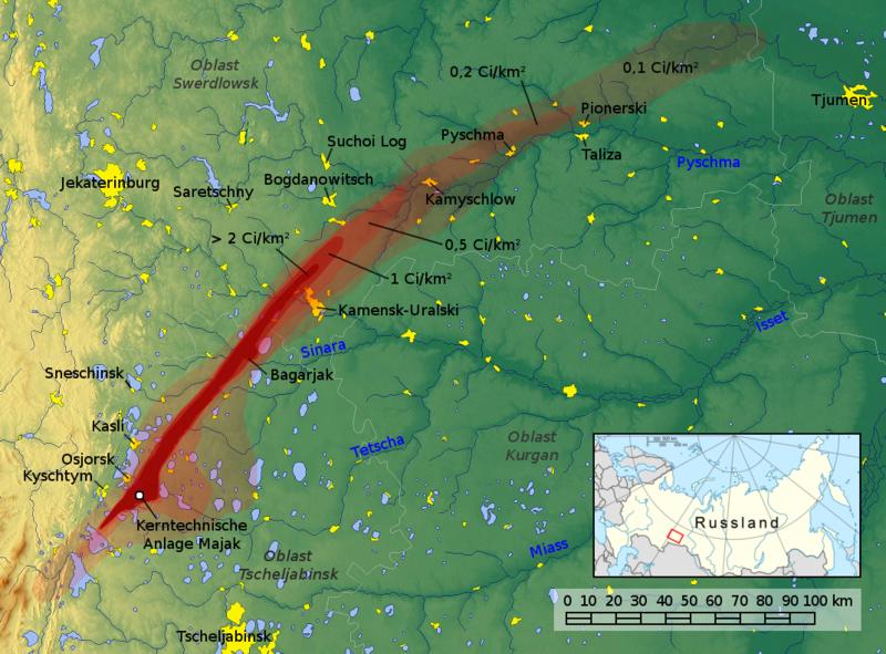 Accadde Oggi: il 29 settembre 1957 nell'Unione Sovietica uno dei peggiori disastri nucleari della storia