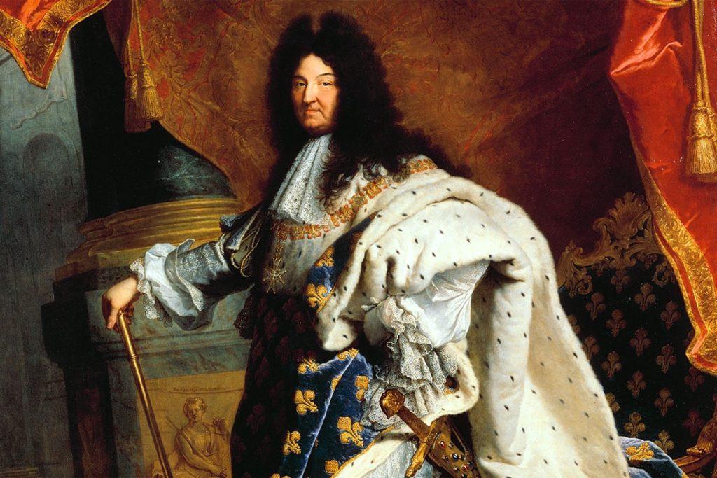 RE SOLE Luigi XIV