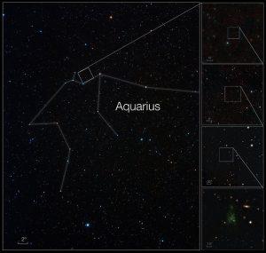 Credit: ESO/A. Fujii/M. Hayes and Digitized Sky Survey 2