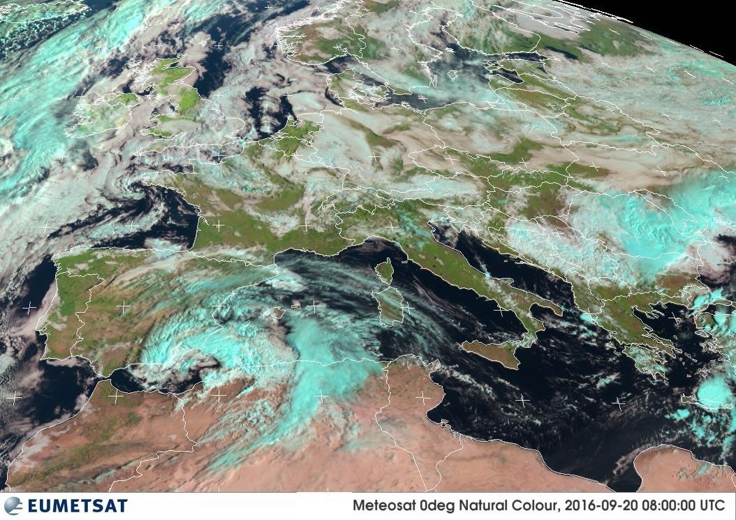 Allerta Meteo: FOCUS sul nuovo peggioramento in arrivo, domani rischio forti temporali sulle regioni tirreniche