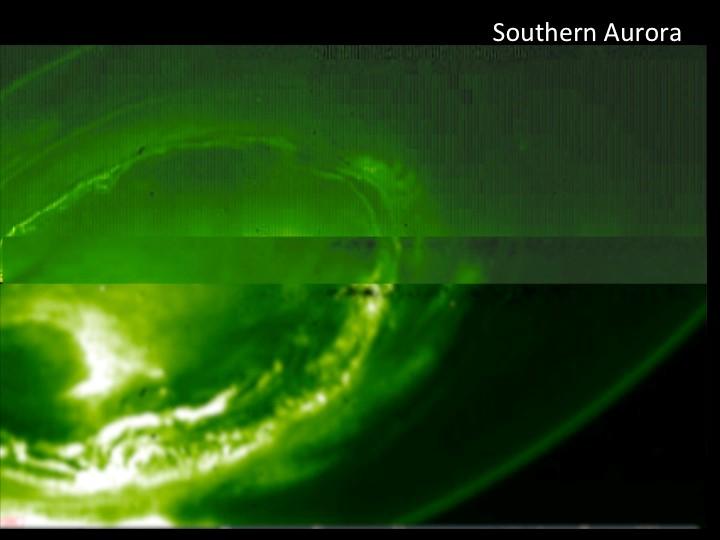 Missione JUNO: le prime spettacolari immagini delle aurore di Giove